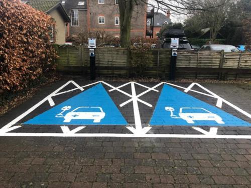 New Car Charging Ports